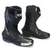 Bota De Couro Sport Para Motociclista Super Tech Texx