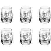 6 Copos Para Cachaça 100Ml Cristal 506 Elo Ym32-5066 Oxford