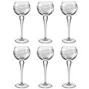 Jogo 6 Taças Para Vinho Tinto 280M Crystal 600 Elo Ym46 - 6006 Oxford