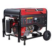 Gerador De Energia À Gasolina Monofásico 6000W Gg6000-Es Kawashima