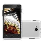Smartphone Ms40s 4 Pol Quad Core 1.3Ghz Branco Nb252 Multilaser