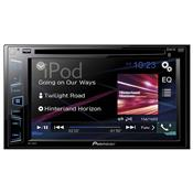Auto Rádio Automotivo 6.2Pol Dvd Usb Bluetooth Avh-288Bt Pioneer
