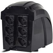 Estabilizador 1500Va Powerest Abs 115V Preto Ts Shara