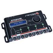 Processador De Áudio 2 Entradas 4 Saidas Stx2448 Stetsom
