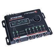 Processador De Áudio 2 Entradas 6 Saídas Stx2496 Stetsom