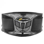 Cinta Abdominal Motocross Armor Preto Pro Tork