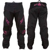 Calça De Motocross Jett Hi-Vis Rosa Neon Pro Tork