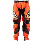 Calça Adulto Jett Lite Motocross Laranja Pro Tork