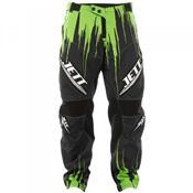 Calça Motocross Infantil Jett Veneno Verde Pro Tork