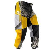 Calça De Motocross Adulto Insane Amarelo Pro Tork