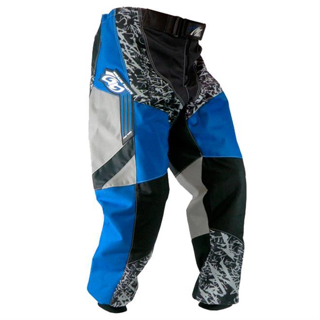 Calça Motocross Off Road Insane Adulto Azul Cal - 13Az Pro Tork