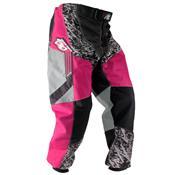 Calça De Motocross Insane Adulto Rosa Pro Tork