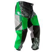 Calça De Motocross Insane Adulto Verde Pro Tork