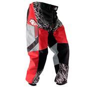Calça Anatômica Para Motocross Insane Vermelha Pro Tork