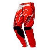 Calça De Motocross Insane 3 Vermelho E Branco Pro Tork