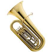 Tuba Bb 3 Pistões Laqueada Hbb-L332l Harmonics