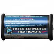 Conversor Rca E Filtro Anti-Ruido 500Ma Jfa