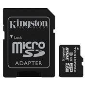 Cartão De Memória Classe 10Sdcit/32Gb Micro Sdhc 32Gb Kingston