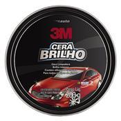 Cera Automotiva Brilho 200G Silicone E Carnaúba 3M