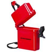 Porta Objetos Impermeável Vermelho Ad0200 Guepardo