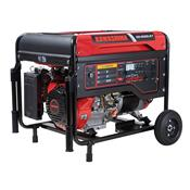 Gerador de Energia Gasolina 8000w Kawashima Monofásico 380v - Gg8000et