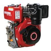 Motor Estacionário 7 Hp 4 Tempos Diesel De 700O Kawashima