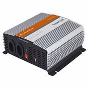 Inversor De Onda Modificada 12Vdc 110V Usb 1500W Hayonik