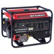 Gerador de Energia Gasolina 4000w Mitsubishi Monofásico Bivolt - Mge4000z