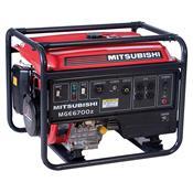 Gerador Monofásico 6700W Á Gasolina Mge6700z-Rea Mitsubishi