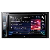Dvd Automotivo Cd Dvd Usb Am Fm Bluetooth Avh-X2880bt Pioneer