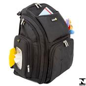 Mochila Multifuncional Black Pack Safety 1St