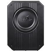 Caixa Active Box Universal Slim 200W Rms Sub 8Pol Preta Hinor