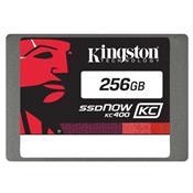 Ssd Desktop Notebook Corporativo 256Gb 2.5 Pol Skc400s37/256G Kingston