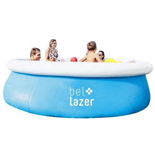Piscina infl vel infantil redonda 3700 litros bel lazer na for Piscina infantil 2 mil litros