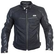 Jaqueta Para Motociclismo Couro Cotton Evolution Nightwatch Texx