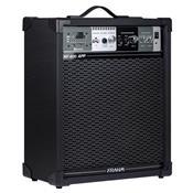 Caixa De Som Multiuso Bluetooth 80W Rms Usb Mf400 App Frahm