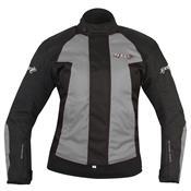 Jaqueta Para Motociclismo Strike Feminina Cinza Texx