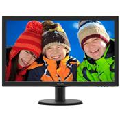 Monitor 23.6 Polegadas Led Hdmi Full Hd 243V5qhaba Philips