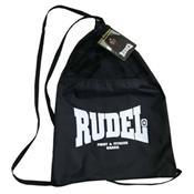 Bolsa Masculina Bag Gym Em Poliéster Preta Rudel