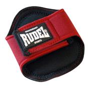 Luvas Sliper 4 Para Musculação Em Neoprene Vermelho Rudel