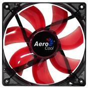 Cooler Fan Red Led 12Cm Vermelho En51363 Aerocool