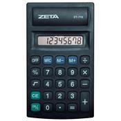 Calculadora Pessoal 8 Digitos Zt715 Zeta