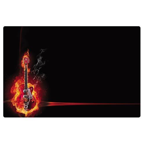 Adesivo Skin Para Notebook Até 17Pol Guitarra Mh-475679 Manhattan