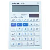 Calculadora De Mesa 12 Dígitos Branca Bivolt Pc267 Procalc