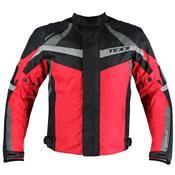 Jaqueta Masculina De Motociclista New Falcon Vermelha Texx