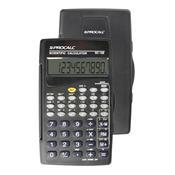 Calculadora Cientifica 10 Dígitos 56 Funções Sc128 Procalc