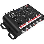 Crossover Eletrônico Stx-42 2 Canais E 2 Vias 50 Ohms Stetsom