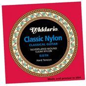 Encordoamento Nylon Para Violão J27h D Addario