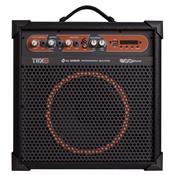 Caixa Amplificada 45W Rms Multiuso Trx8 Ll Áudio