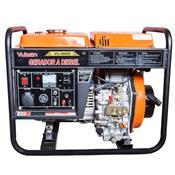 Gerador De Energia À Diesel 7Hp 15L 296Cc Vg3600d Vulcan